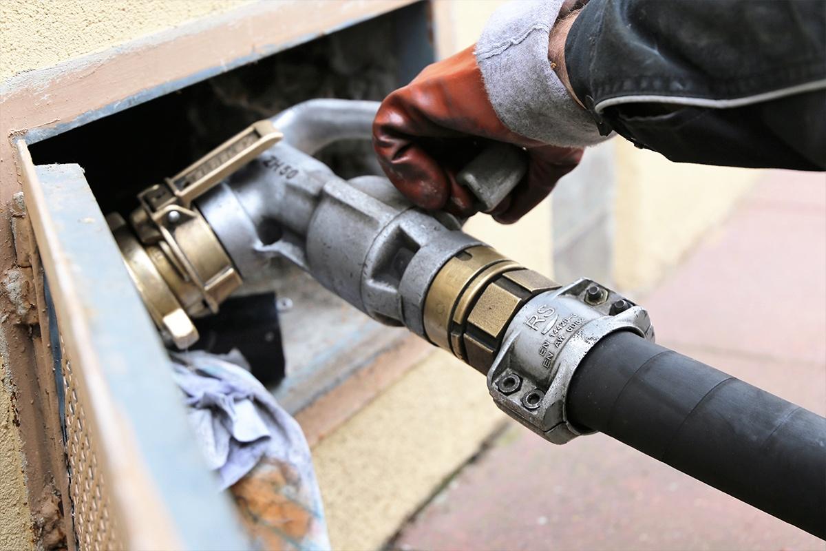 Geeichte Pumpanlagen