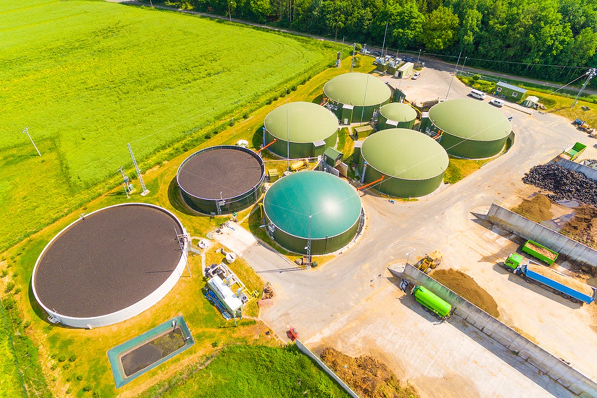 biogasteaser
