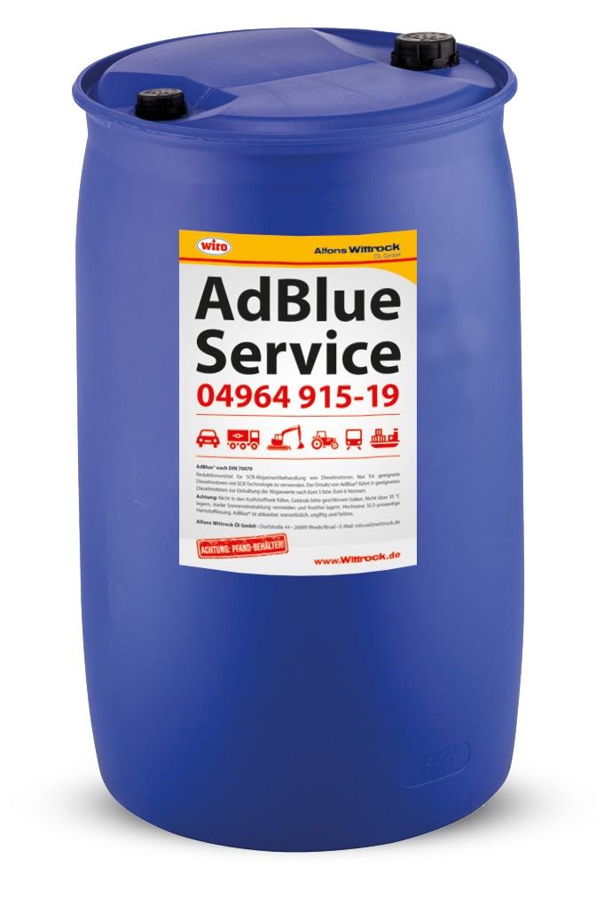 Adblue Fass
