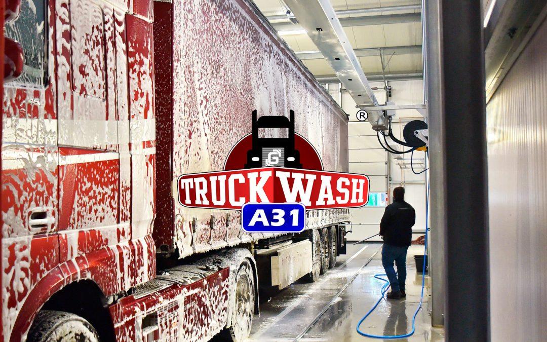 Partnerschaft zwischen wiro und TruckWash A31 Rhede