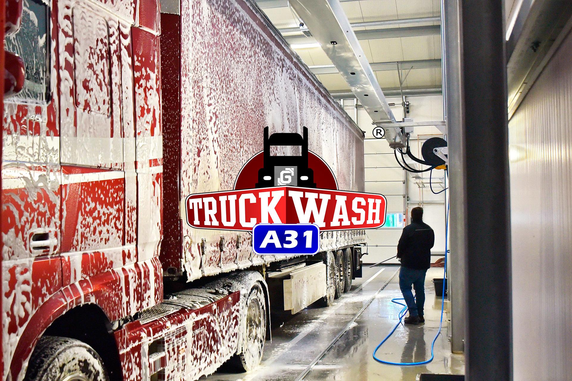 TruckWashA31