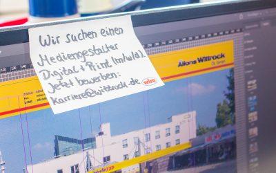 Mediengestalter Digital und Print (m/w/d)